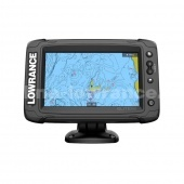 Эхолот-картплоттер Lowrance Elite-7 Ti2 with Active Imaging 3-in-1 (ROW)